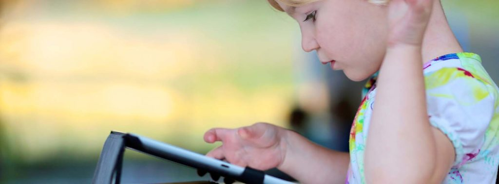 How to make your iPad child friendly