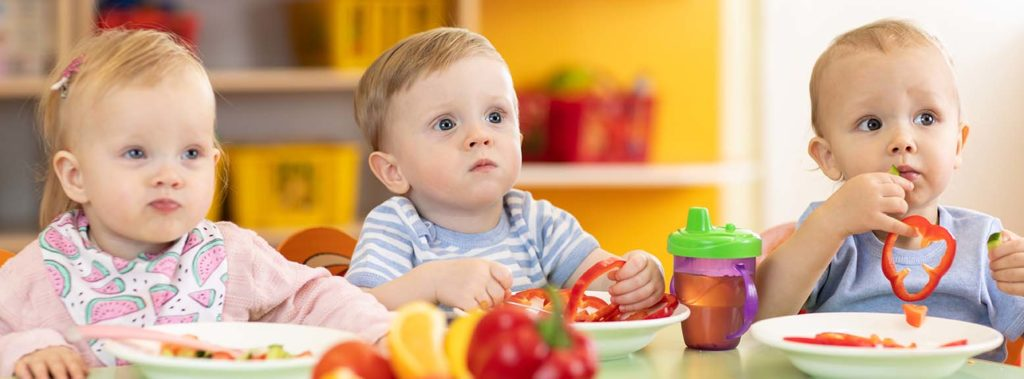 What should my child be eating at nursery?